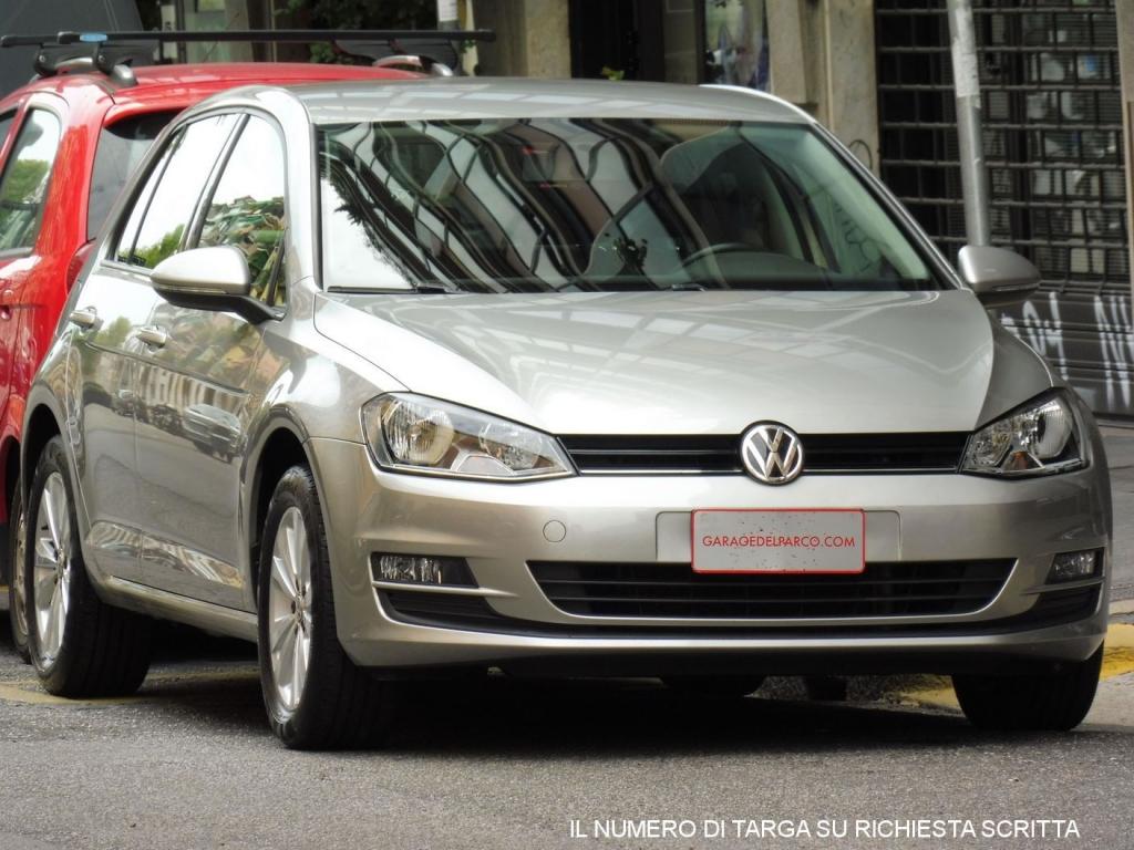 Volkswagen golf 1 2 tsi comfortline 5 porte unico for Porte a libro usate