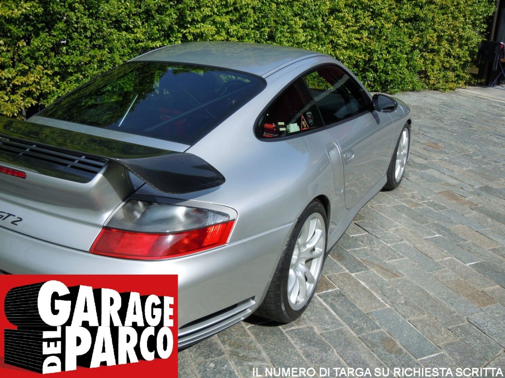 Porsche 996 gt2 mk2 clubsport libro service e tagliandi for Garage allo service auto sonnaz