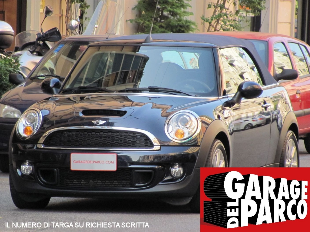 Mini cooper sd cabrio 2 0 16v unico proprietario libro for Garage allo service auto sonnaz