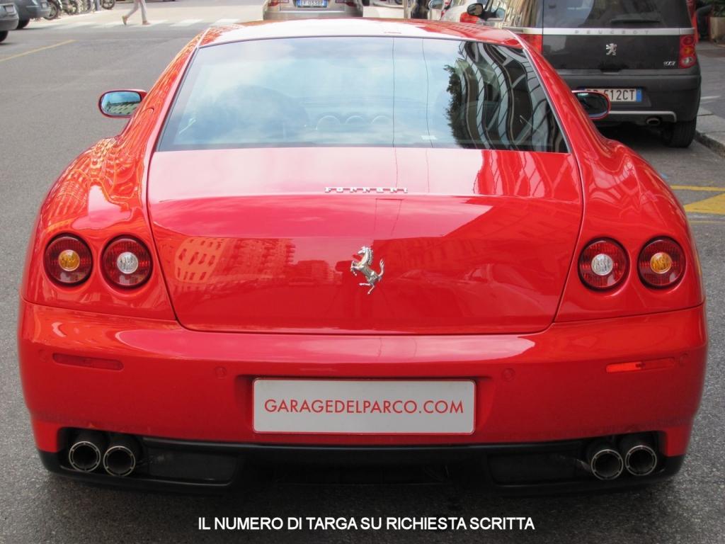 Ferrari 612 scaglietti f1 unico proprietario libro for Garage allo service auto sonnaz