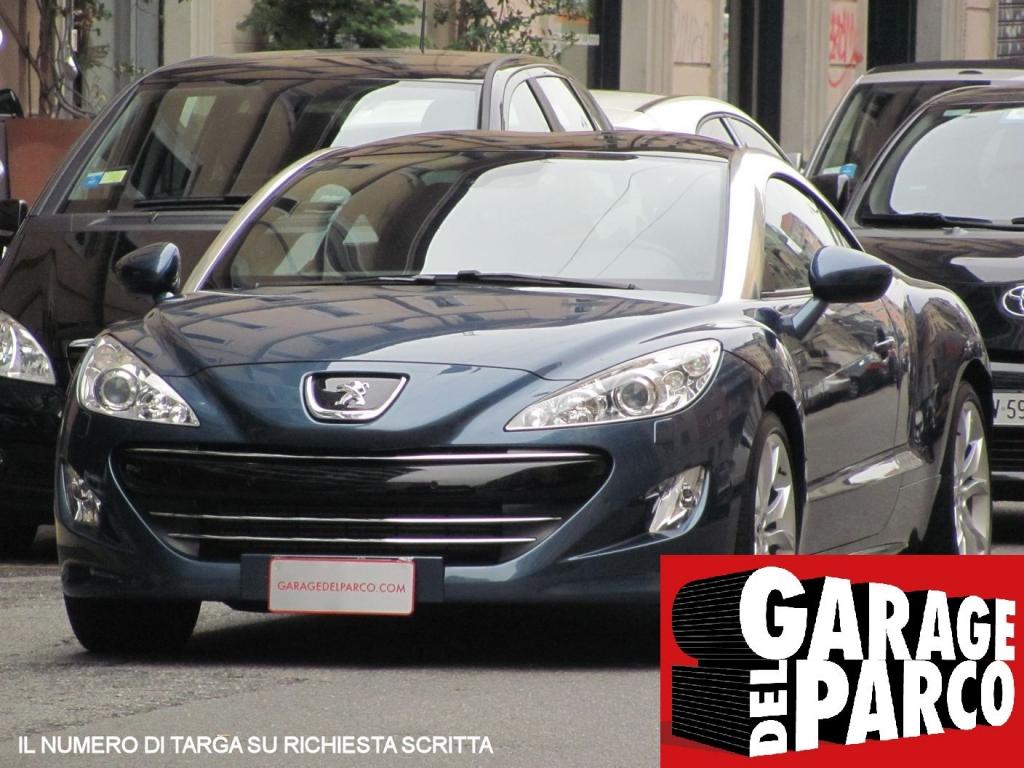 Peugeot rcz 1 6 16v thp unico proprietario libro service for Garage allo service auto sonnaz