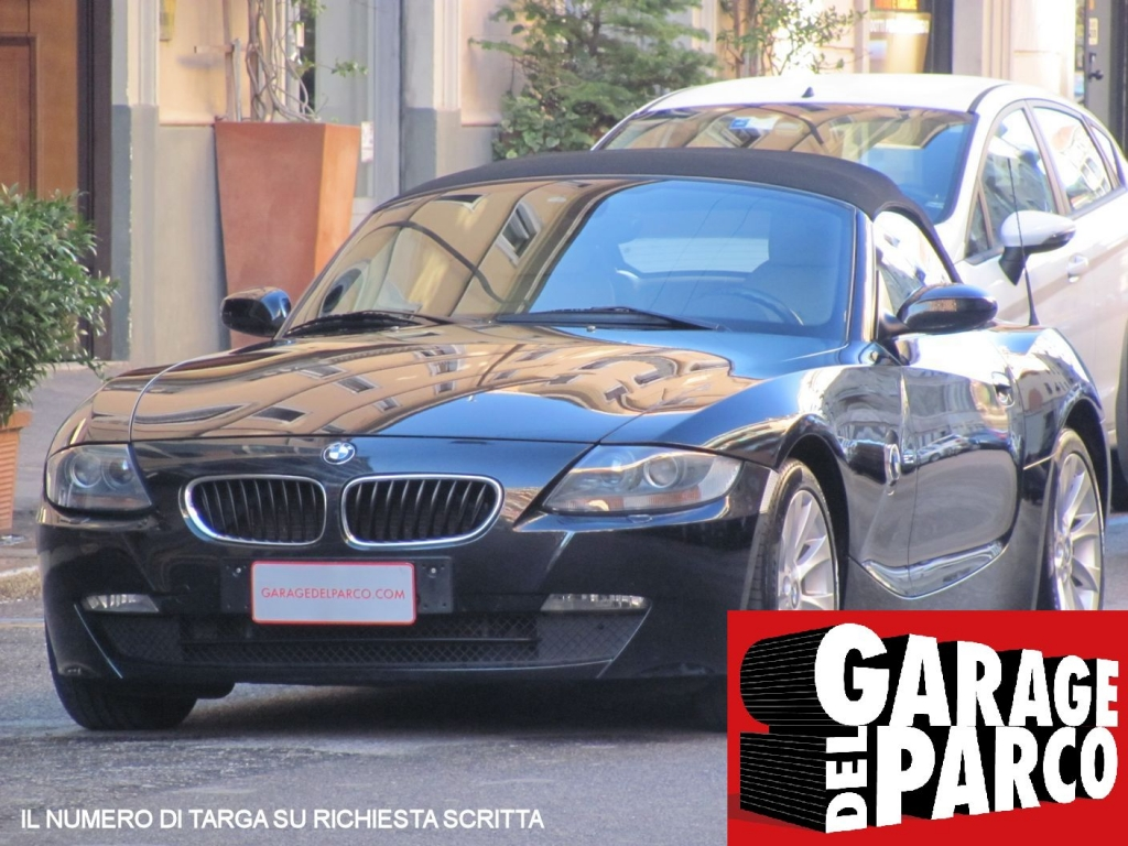 Bmw z4 roadster unico proprietario libro service e for Garage allo service auto sonnaz