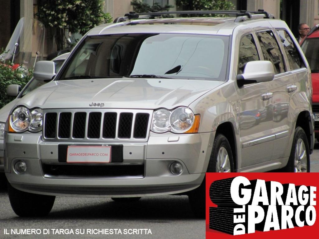 Jeep grand cherokee 3 0 v6 crd overland automatica unico for Garage allo service auto sonnaz