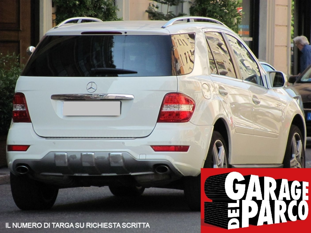 Mercedes benz ml320 cdi premium 4matic unico proprietario for Garage allo service auto sonnaz