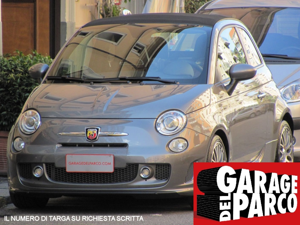 Abarth 595c 1 4 turbo t jet turismo unico proprietario for Garage allo service auto sonnaz