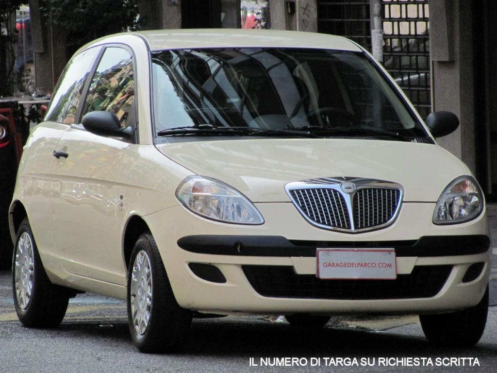 Lancia ypsilon 1 2 8v unico proprietario auto per - Porte colore avorio ...