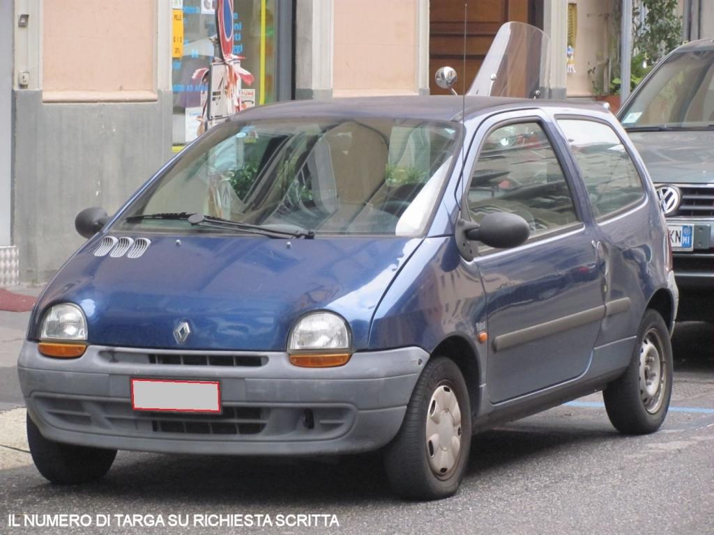 Renault Twingo Service Manual