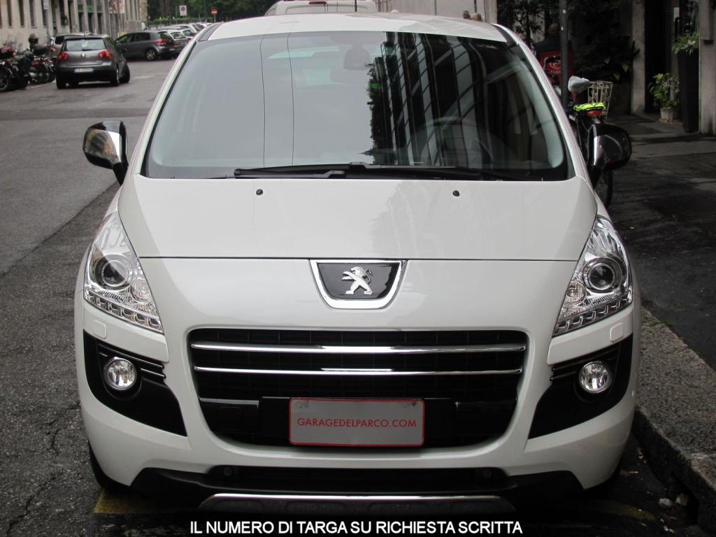 Peugeot 3008 hybrid4 unico proprietario libro service e for Garage allo service auto sonnaz
